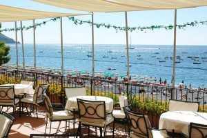 Hotel Sirenuse, Positano