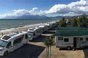 Camping Salerno