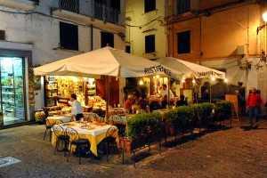 Ristorante La taverna del Duca, Amalfi