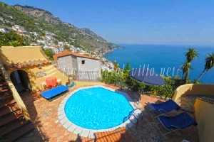 Italy Rental Villa, Costa di Amalfi